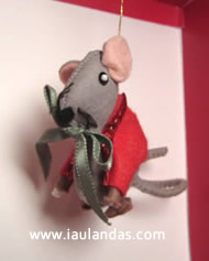 Christmas Mouse (early version)
