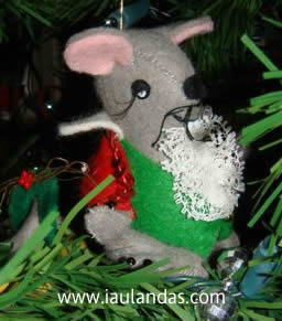 Christmas Mouse (best seller)