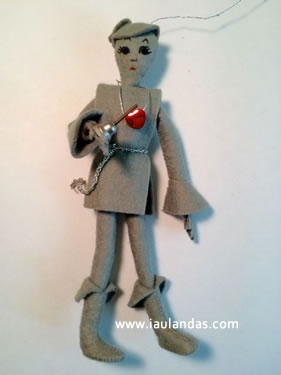 Tin Man (alternate version)