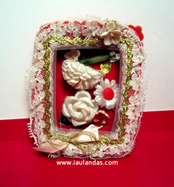 Shadow Box (Ornament of the Month)